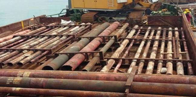 Smantellamento delle line di carpenteria